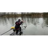 Сценарий ловли плотвы и леща поплавочной снастью по отрытой воде в позднеосеннее и зимнее время