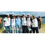 Отчет команды Tubertini Belarus о втором туре чемпионата Беларуси по ловле рыбы летней поплавочной удочкой (Видео)