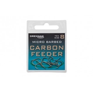 Крючки Drennan Carbon Feeder