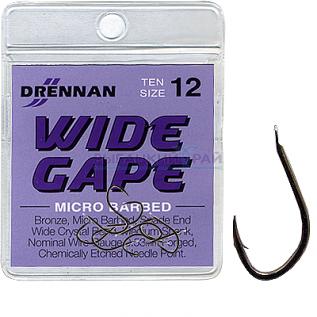 Крючки Wide Gape