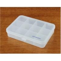 Пластиковая коробка с перегородками Scatole F Tip