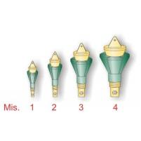 Коннекторы для установки резинового амортизатора Basi Regolabili