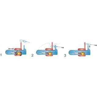 Калибратор размера петель Calibro per Asole
