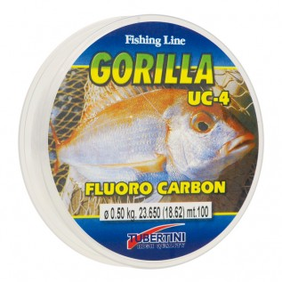 Леска Gorilla Fluoro Carbon 100 метров