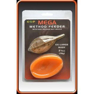 Набор для ловли ESP MEGA Method Feeder  56 и 70 гр