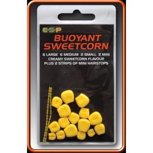 Искусственная насадка-кукуруза ESP Buoyant Sweetcorn Yellow