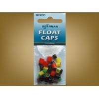 Набор силиконовых кембриков для крепления речных поплавков MIXED FLOAT CAPS